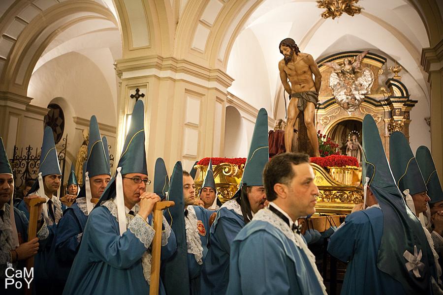 Procesión del Cristo del Amparo, Murcia-1