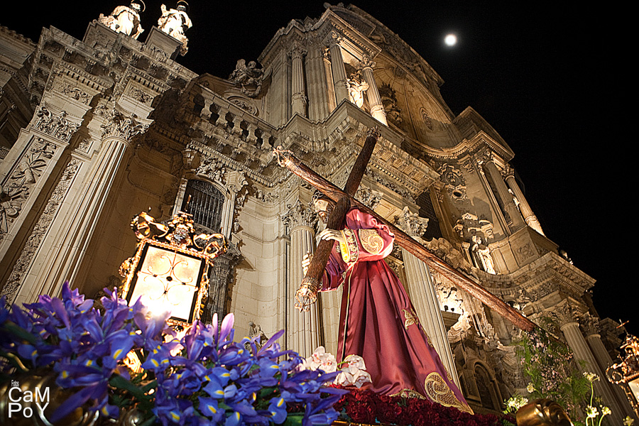Procesión del Cristo del Amparo, Murcia-10