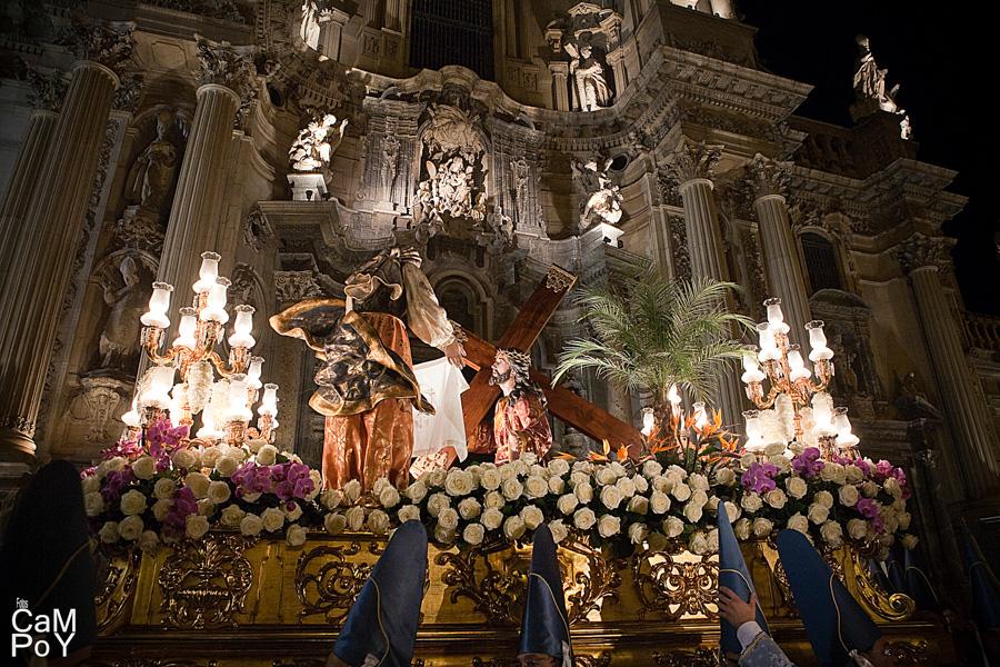Procesión del Cristo del Amparo, Murcia-13