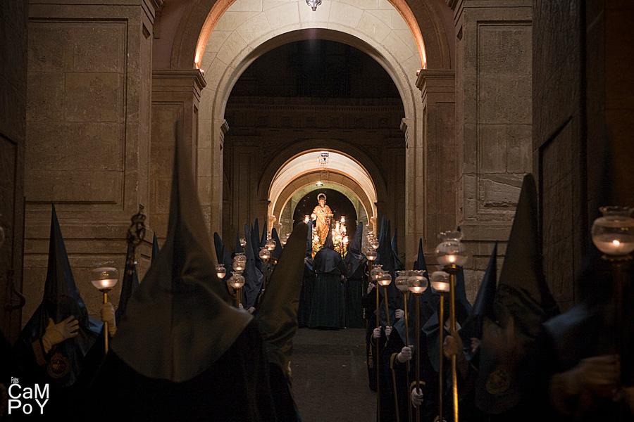 Procesión del Cristo del Amparo, Murcia-14