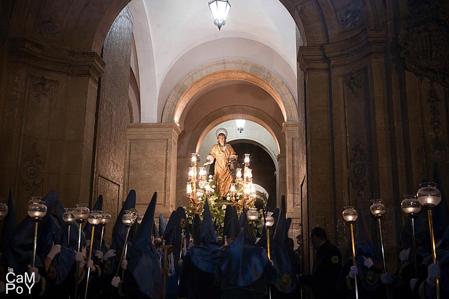 Procesión del Cristo del Amparo, Murcia-15