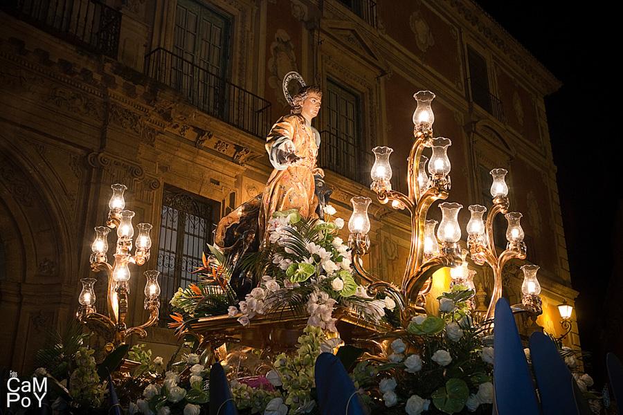 Procesión del Cristo del Amparo, Murcia-16