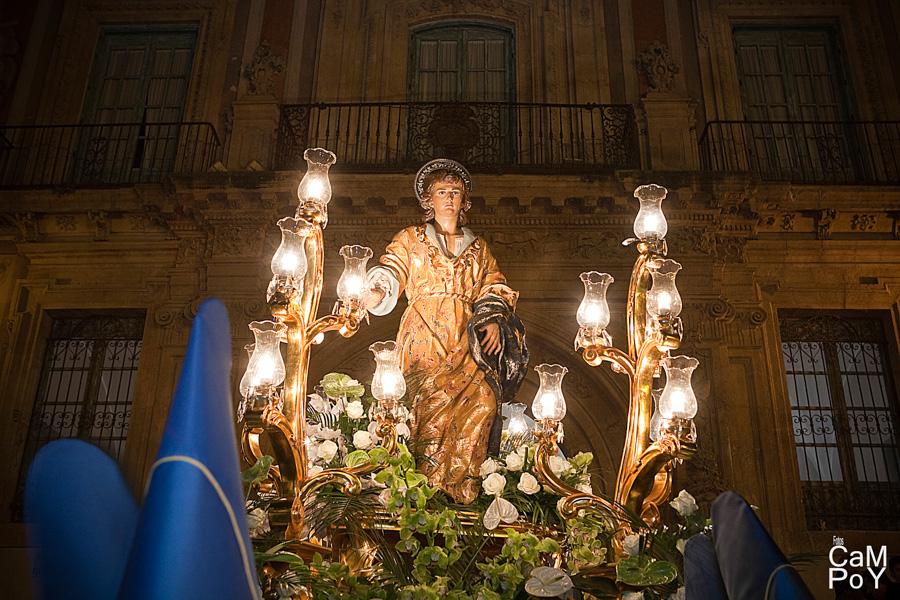 Procesión del Cristo del Amparo, Murcia-17