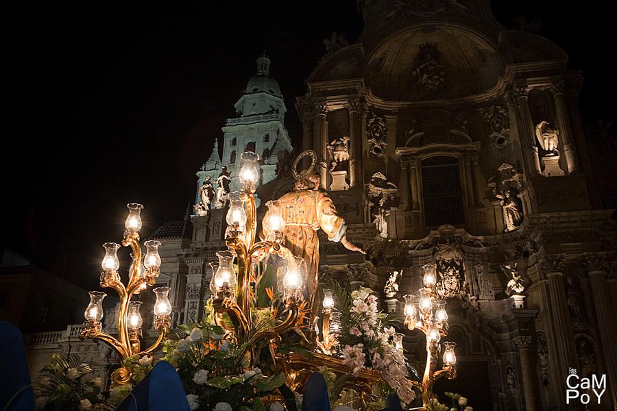 Procesión del Cristo del Amparo, Murcia-18