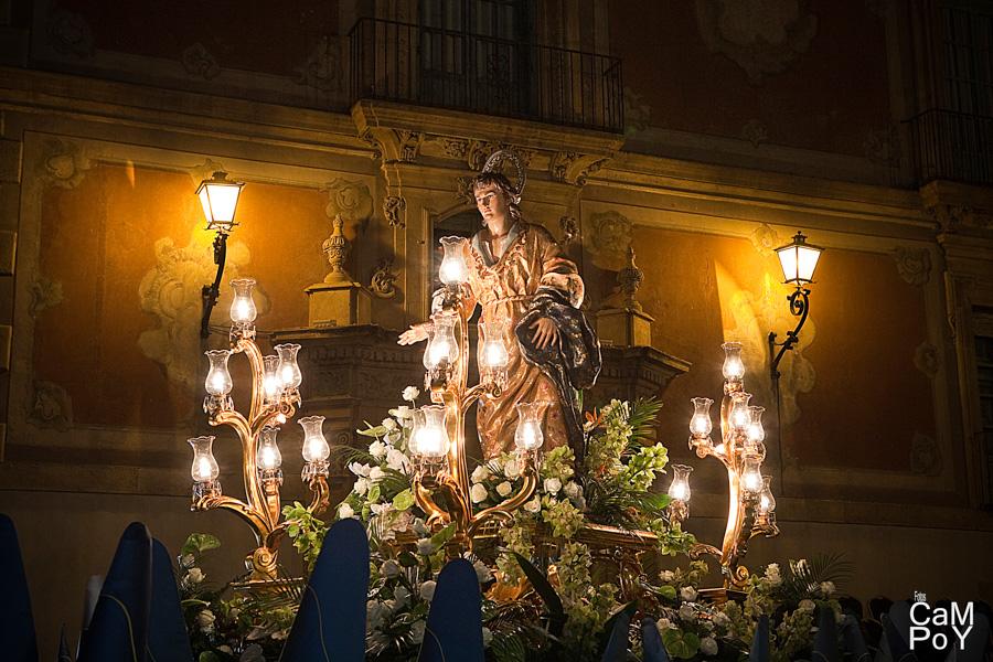 Procesión del Cristo del Amparo, Murcia-19