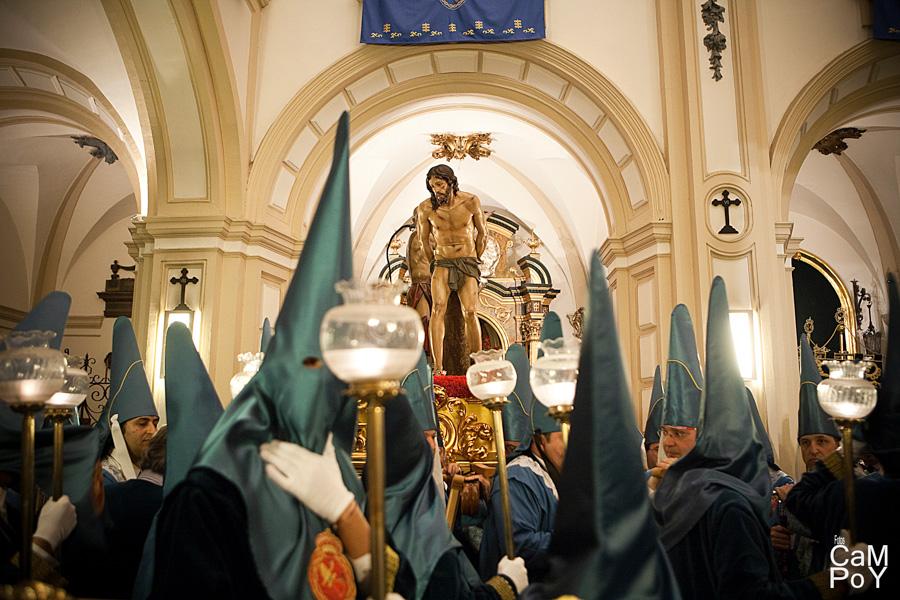 Procesión del Cristo del Amparo, Murcia-2