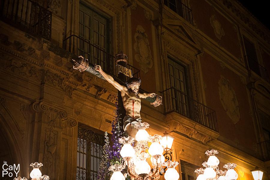 Procesión del Cristo del Amparo, Murcia-23