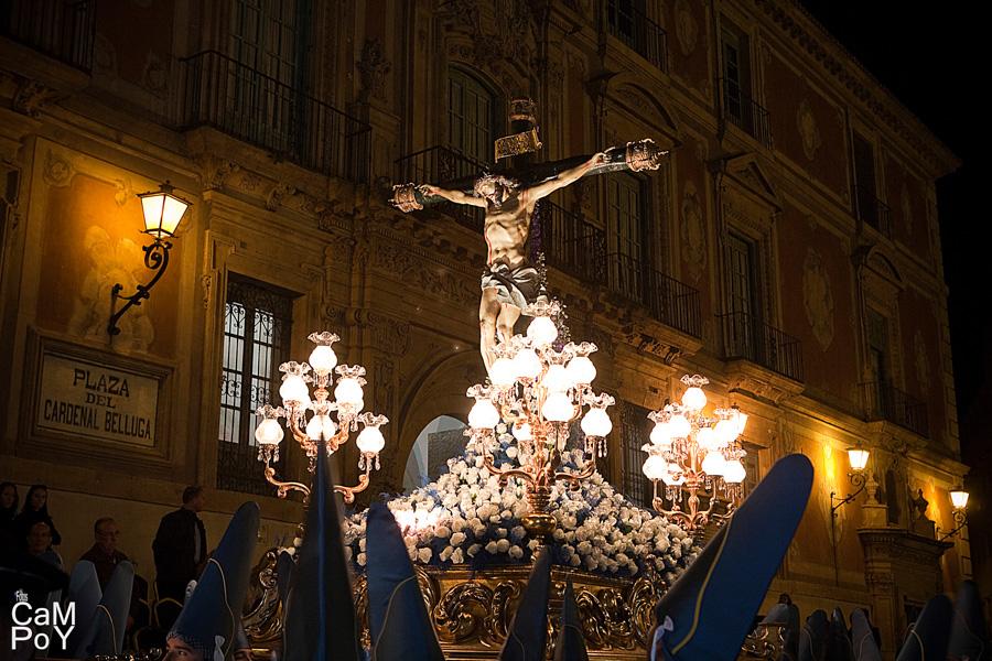 Procesión del Cristo del Amparo, Murcia-26