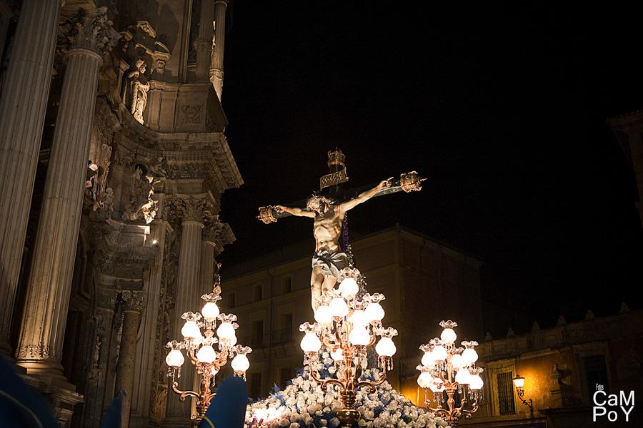 Procesión del Cristo del Amparo, Murcia-27