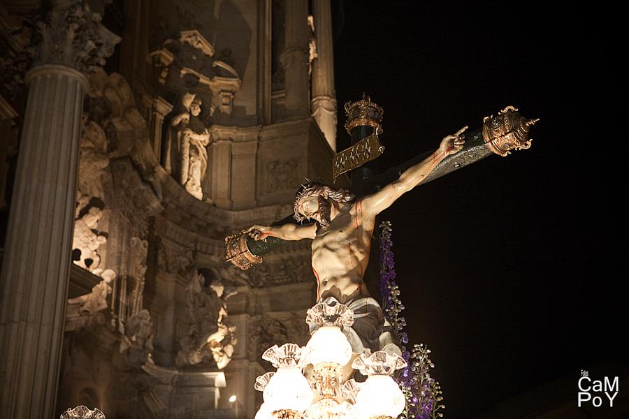 Procesión del Cristo del Amparo, Murcia-28