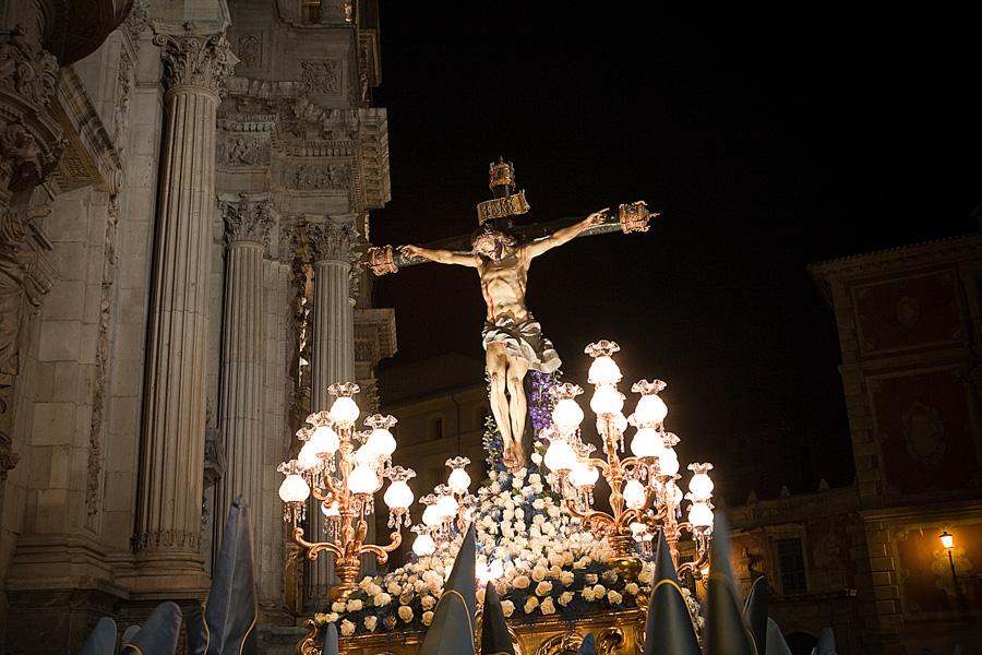 Procesión del Cristo del Amparo, Murcia-29