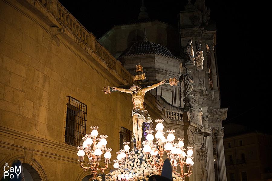 Procesión del Cristo del Amparo, Murcia-30