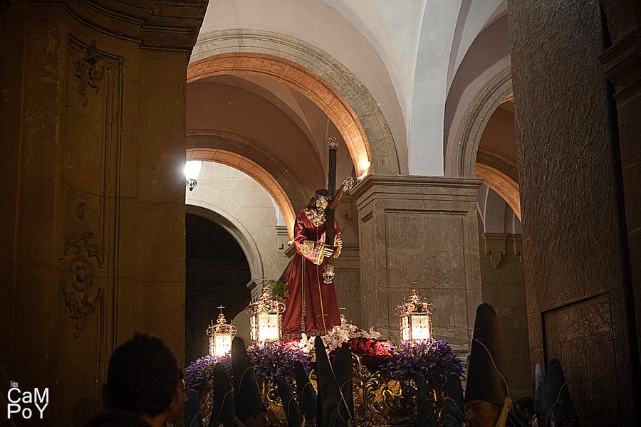 Procesión del Cristo del Amparo, Murcia-7