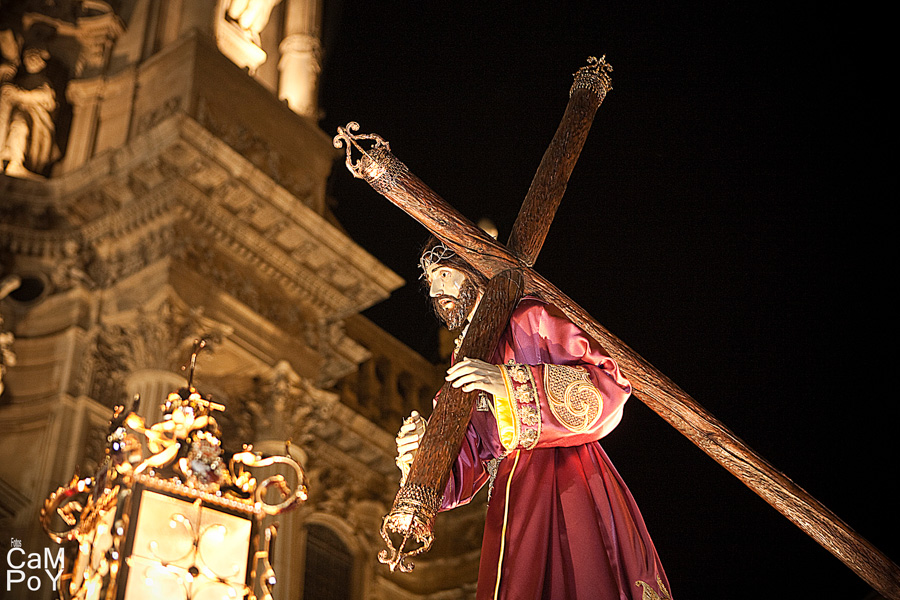 Procesión del Cristo del Amparo, Murcia-9