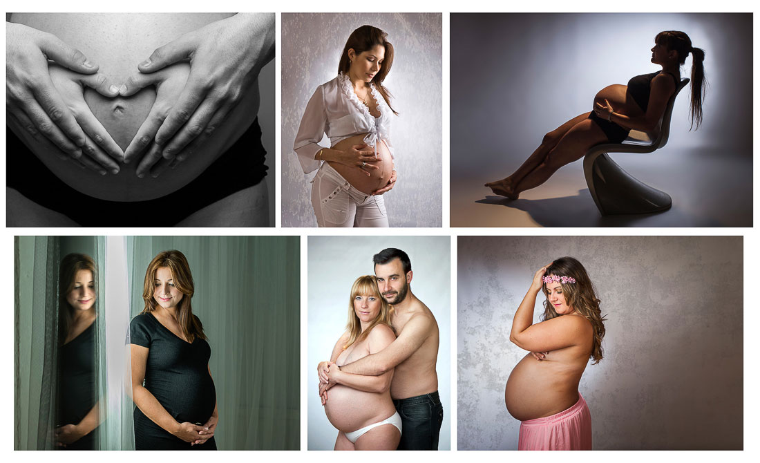 Fotografos de Premamas-Embarazadas